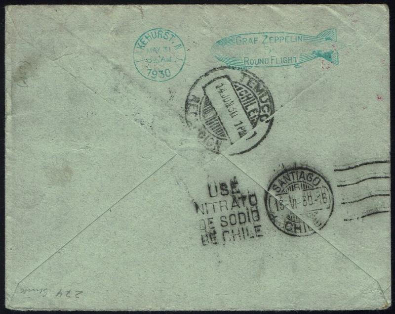 nach - Südamerikafahrt 1930, Post nach Lakehurst - Seite 4 57_n_s11