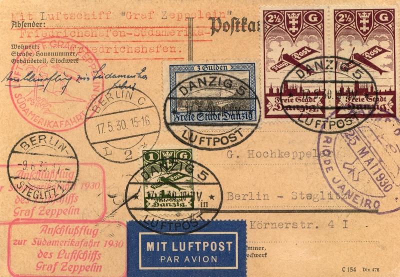 nach - Südamerikafahrt 1930, Post nach Rio de Janeiro - Seite 2 57_t_d10