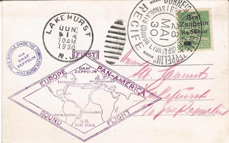 Zeppelinpost der Besatzung 59_i10