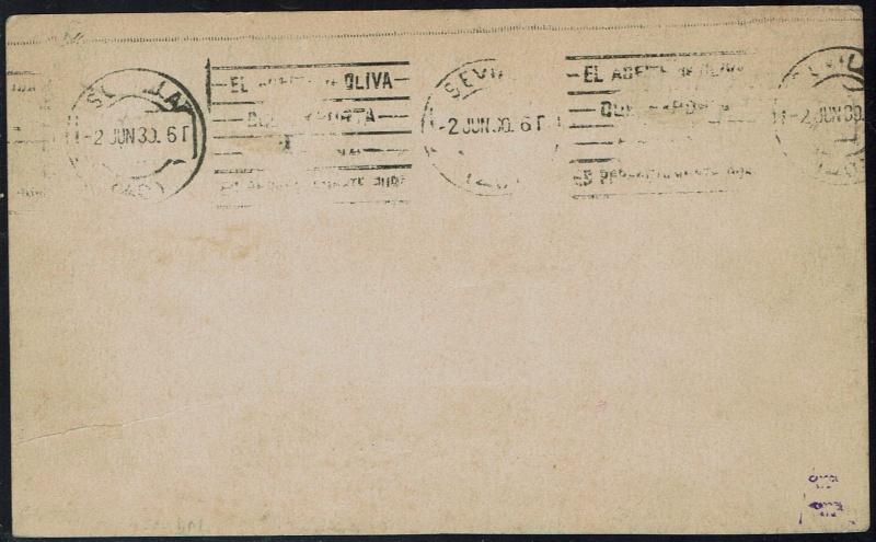 """Südamerikafahrt 1930 (Rundfahrt-) Post nach Friedrichshafen"""" - Seite 5 64_xvi11"""