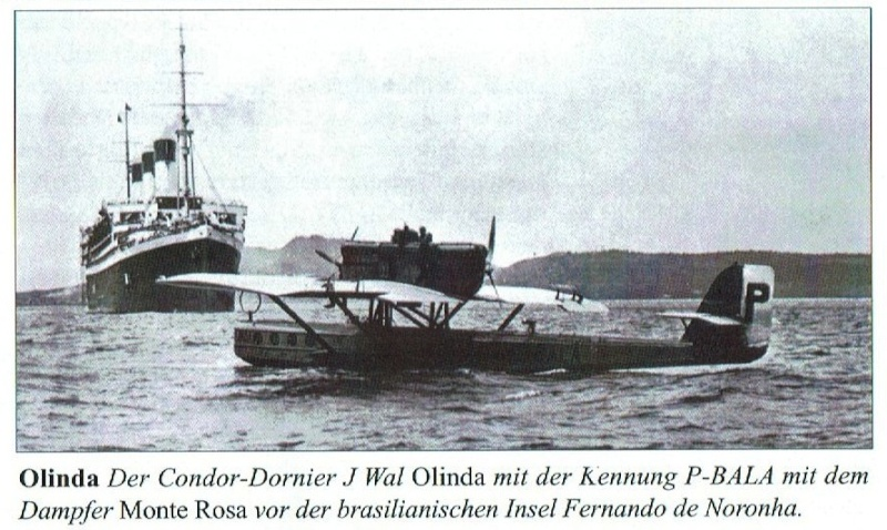 Südamerikafahrt 1930, Post nach Rio de Janeiro - Seite 2 Dornie10