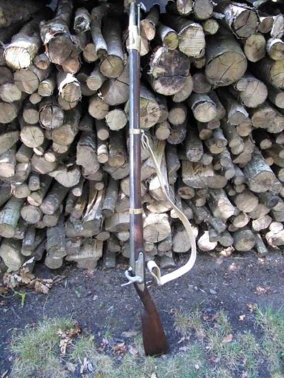 un fusil 1822 T de St Étienne à garnitures laiton  18-img12