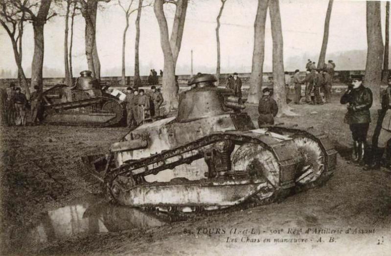 Theme de collection le  501 Regiment de char de combat  Cpa_5010