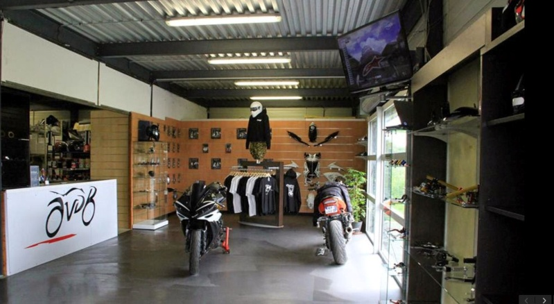 Nouveau magasin d'accessoires Moto et Maxi scoot sur Toulouse Image210