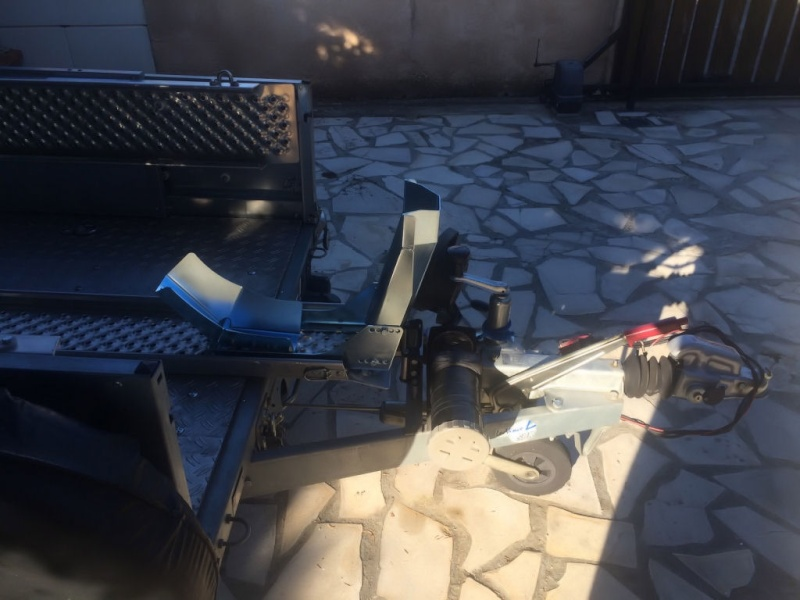 Accessoires remorque Moto Bloc roue Img_7811