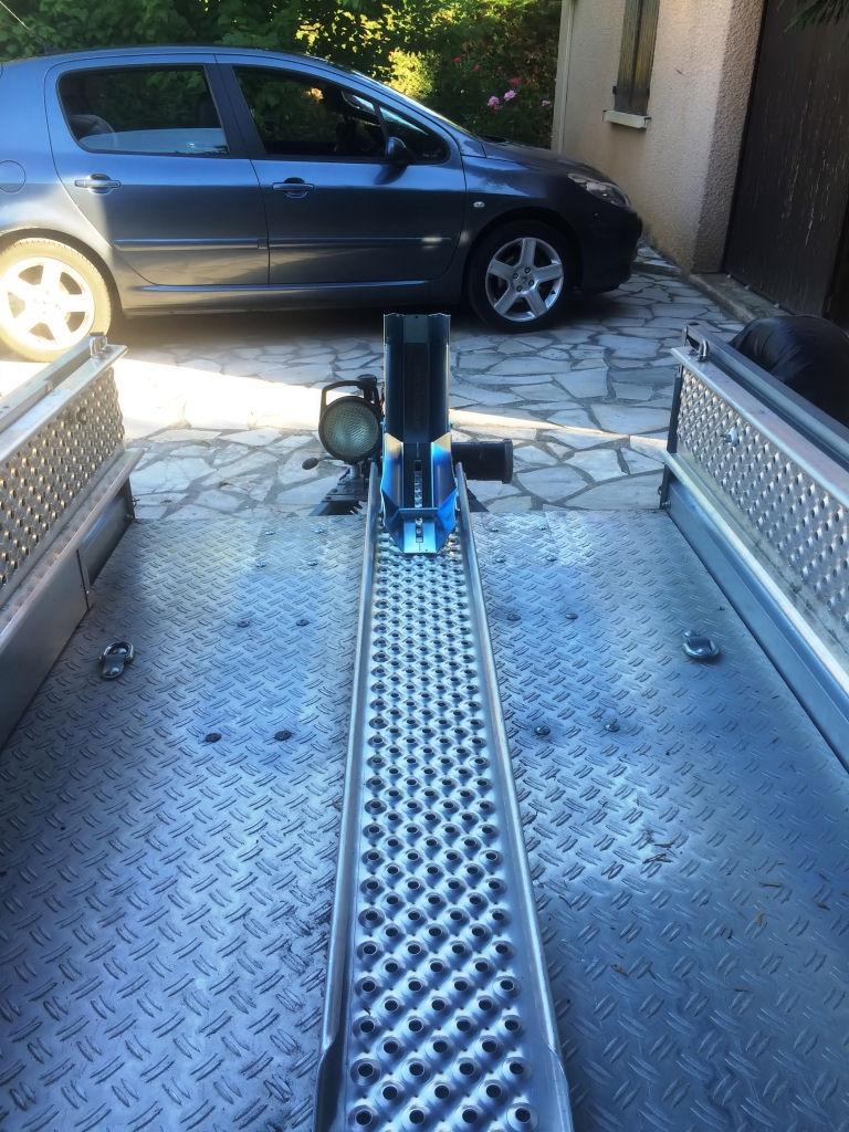 Accessoires remorque Moto Bloc roue Img_7815