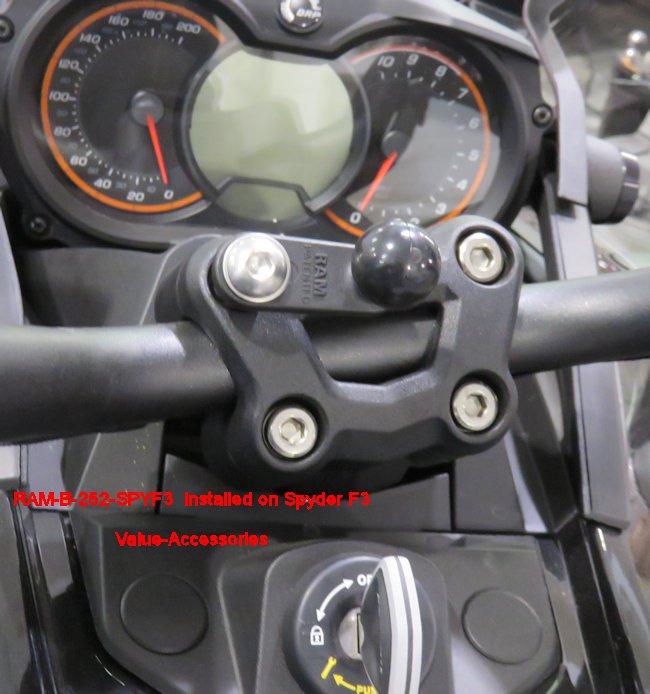 GPS sur F3 Ramb2510