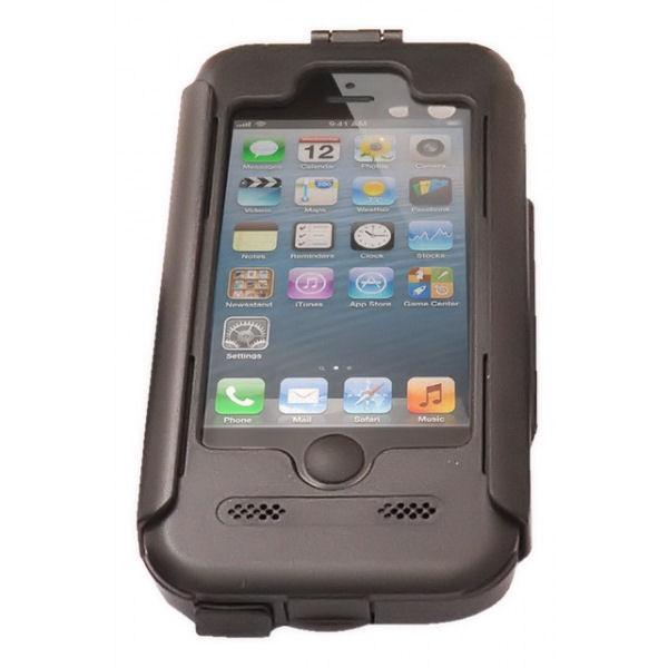 Ensemble boitier support pour Smartphone Apple Techno-globe Tg-bik10