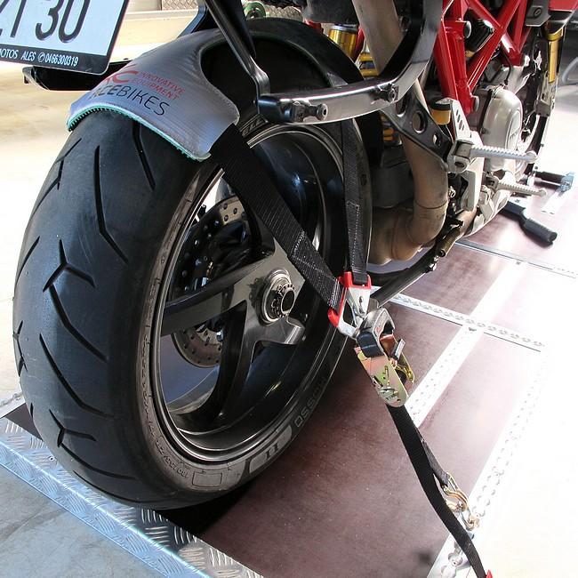 Accessoires remorque Moto Bloc roue Tyrefi10