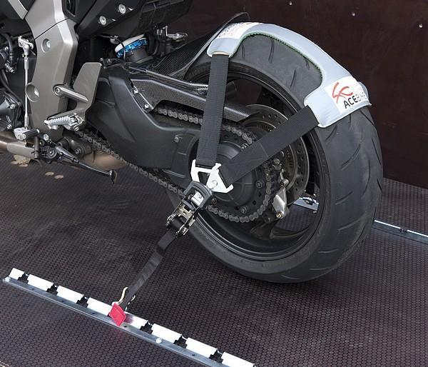 Accessoires remorque Moto Bloc roue Tyrefi11