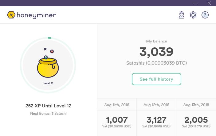 OPORTUNIDADE [Provado] HoneyMiner - O aplicativo que permite que você ganhe Bitcoin com um pc novamente (Actualizado em Setembro de 2019) Sem_tz10