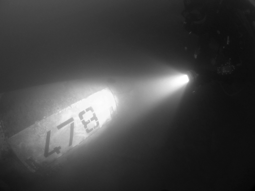 Essai du phare Azuru Diving 478bw10