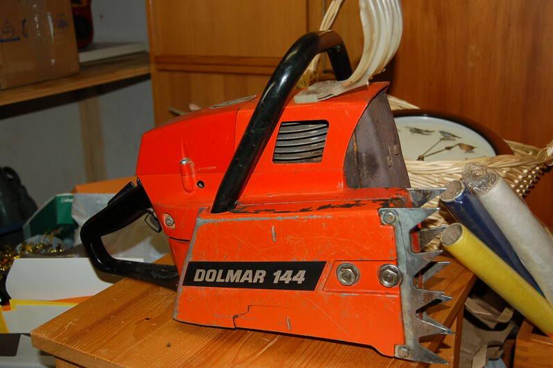 MOTOSIERRAS  a partir del 1976 Dolmar13