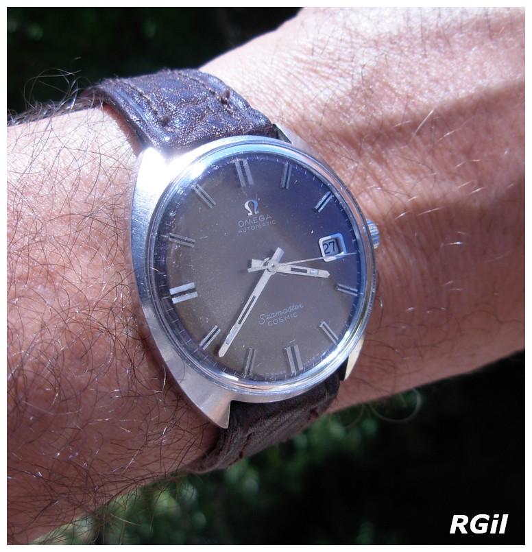 Votre montre du jour - Page 2 Cosmic10