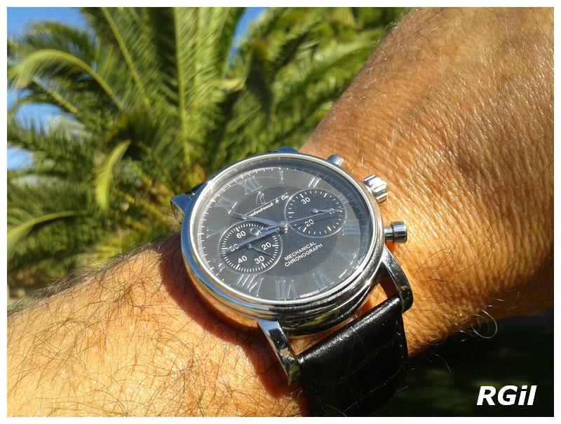 Votre montre du jour - Page 4 Crono10