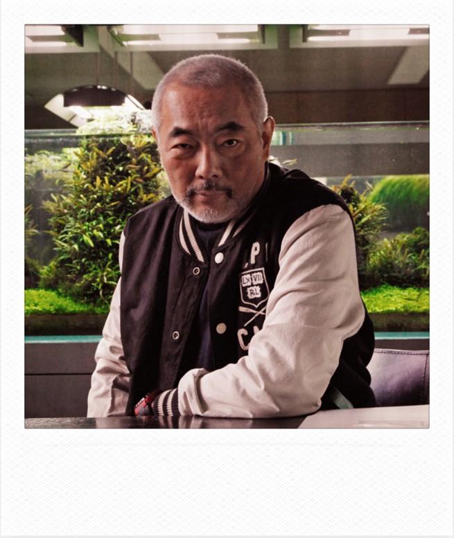 RIP Takashi Amano Pola-a10