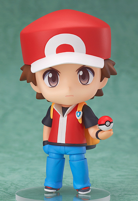 Pokemon Nendoroid  Red11