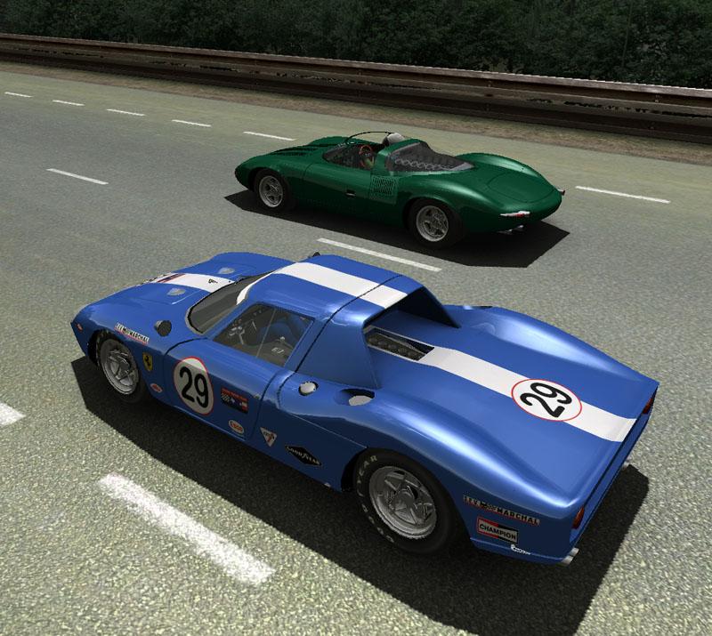 Ferrari 250LM 1964-1968 WIP for GTL S63_2513