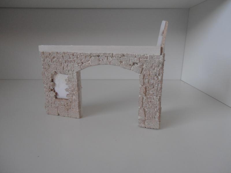 Mes ptites réalisations de pierres et de briques ( lièges, cartons plume au 1/35ème ). - Page 4 P6291123