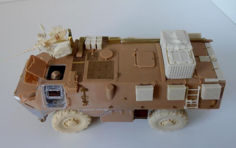 Vab en opex ( heller, eduard, blast model ) au 1/35eme P8221315