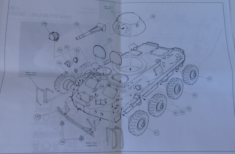 BTR 60 APC ( verlinden  1/35eme ) P8261421