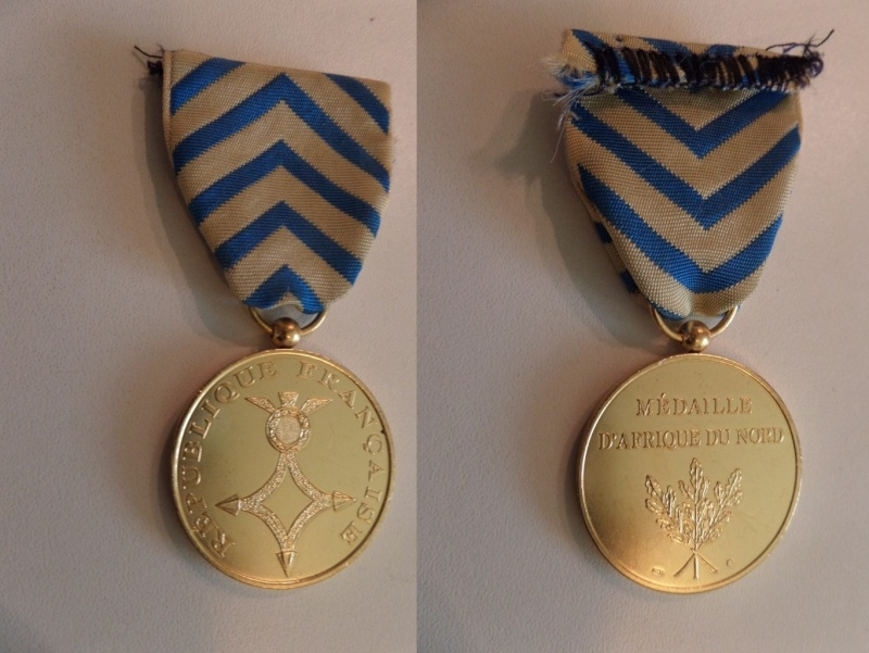 vend medaille CDG 1939, medaille afrique du Nord, CVM et ordre agricole Laos  Sam_2510