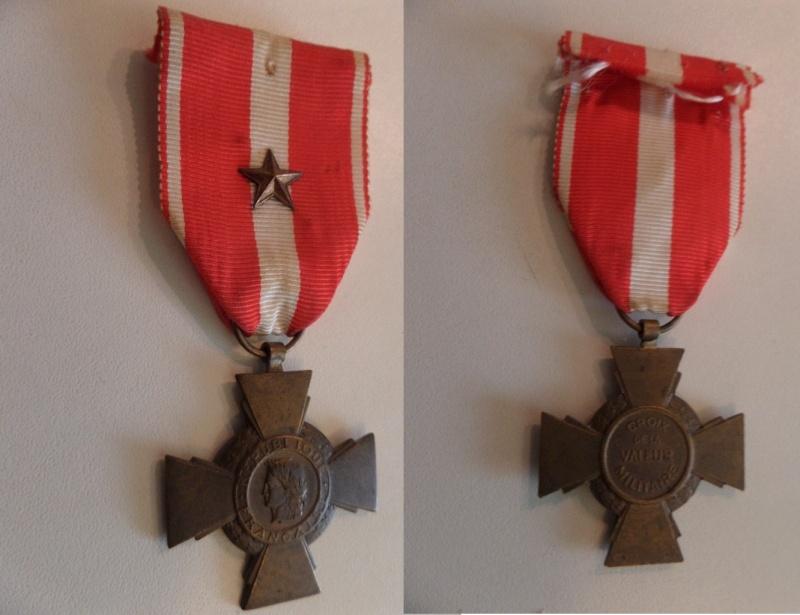 vend medaille CDG 1939, medaille afrique du Nord, CVM et ordre agricole Laos  Sam_2511