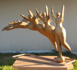 tirage en résine polyuréthane Sculpt10