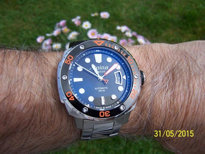 La montre du vendredi, le TGIF watch! - Page 7 Montre11