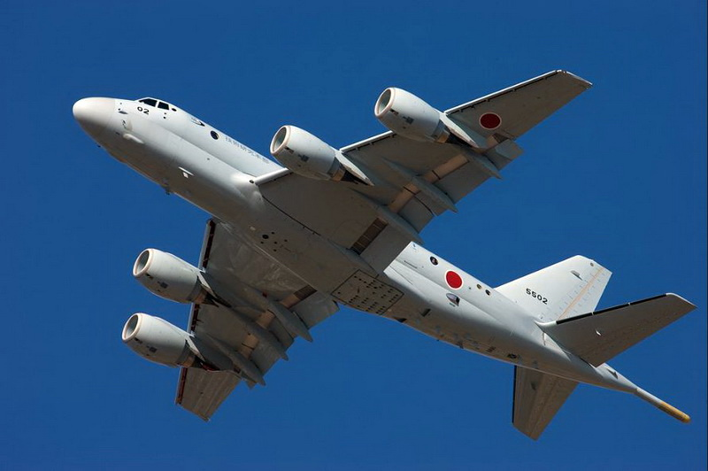 [Aviation maritime] Kawasaki P-1 P110