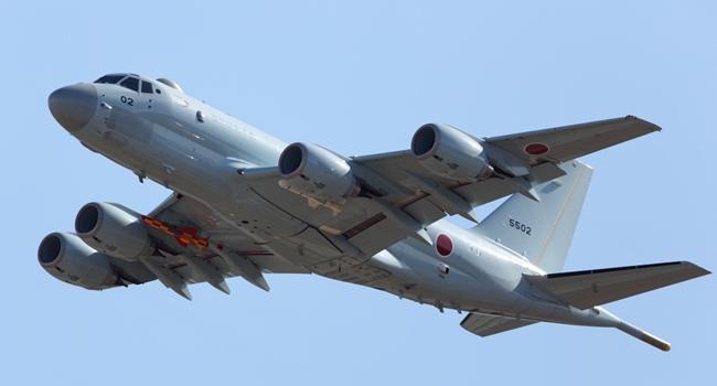 [Aviation maritime] Kawasaki P-1 P1h10
