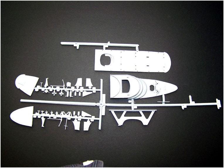 [Airfix] S.S Canberra - 1/600 Kwa_0111