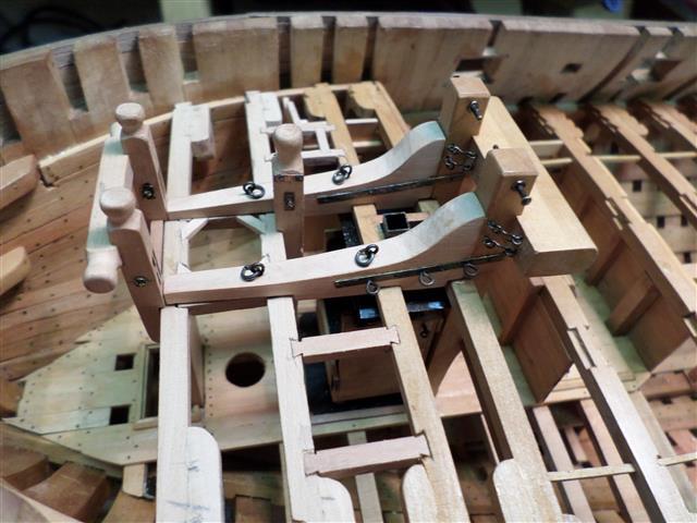 L'AMARANTE corvetta 12 cannoni 1\36 G.DELACROIX - Pagina 8 173_sm12