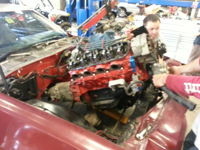74 Laguna soon to be Resto-Mod - Page 3 Engine11