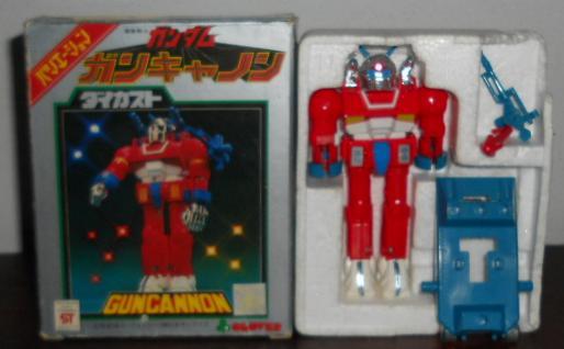 Scambio questi robot con materiale di HARLOCK E DAITARN Dscn8711