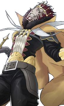 Fire Emblem: Awakening Gangre10