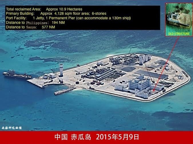 China build artificial islands in South China Sea - Page 3 Johnso10