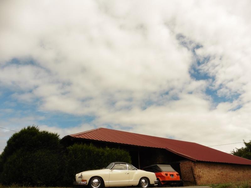 denis du bas rhin et sa Karmann Ghia de 73 sortie de grange - Page 24 P1020411