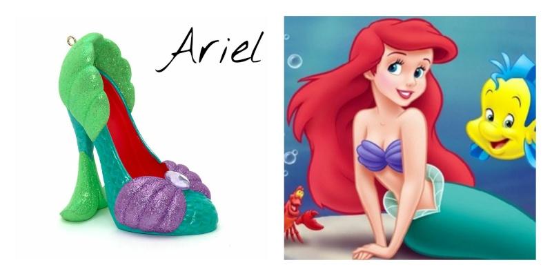 [Collection] Chaussures miniatures / Shoe ornaments Ariel110