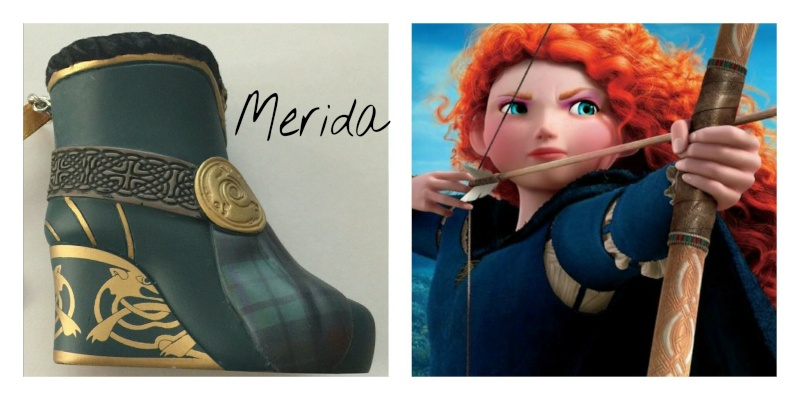 [Collection] Chaussures miniatures / Shoe ornaments Merida10