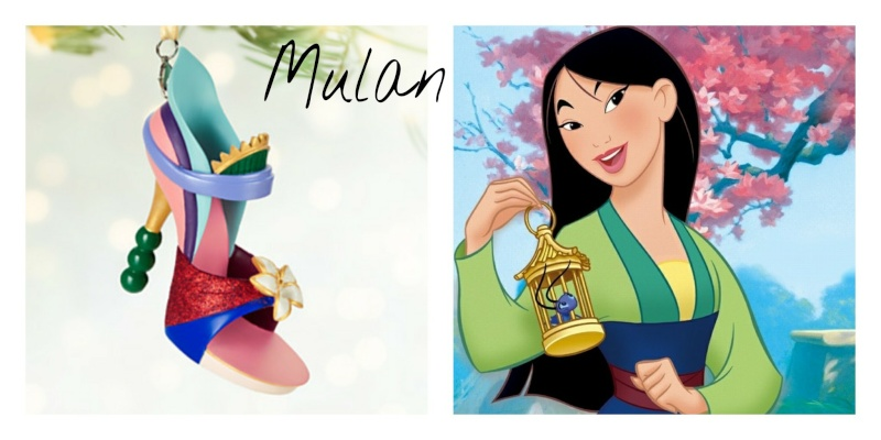 [Collection] Chaussures miniatures / Shoe ornaments Mulan110