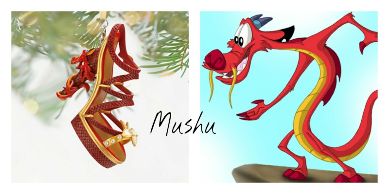 [Collection] Chaussures miniatures / Shoe ornaments Mushu110
