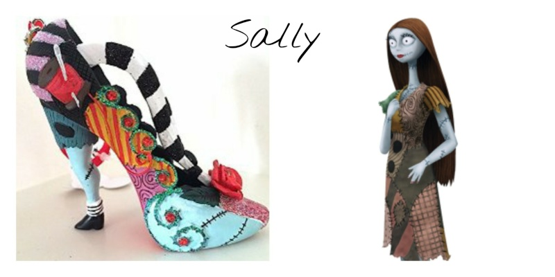 [Collection] Chaussures miniatures / Shoe ornaments Sally110