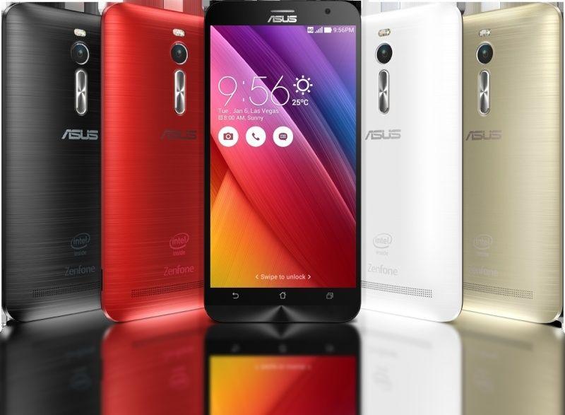 [INFO]Caractéristiques des différents modèles de Zenfone 2 Zenfon10