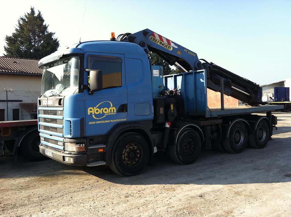 Transports ABRAM (Groupe AltéAd)  64480812