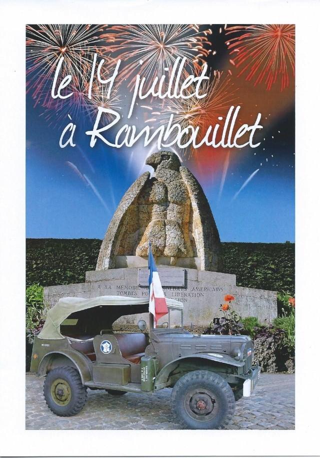 DODGE Command Car WC56 à Rambouillet le 14 juillet 2015 00110
