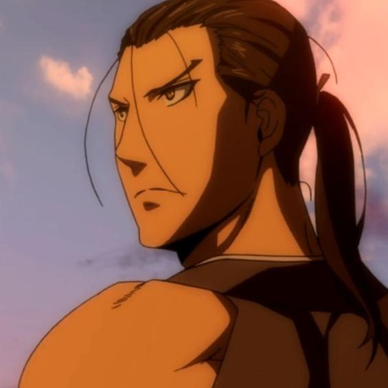 The Heroic Legend of Arslân (Arslân Senki) Daryun10