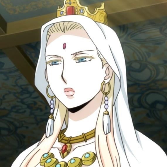 The Heroic Legend of Arslân (Arslân Senki) Tahami10