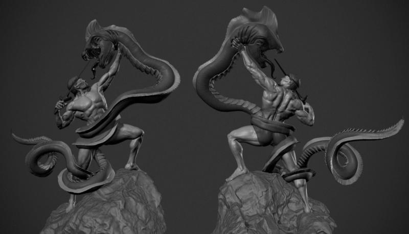 Artiste sculpteur: Daniel Bel 10285510