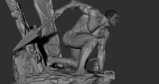Artiste sculpteur: Daniel Bel 12698410